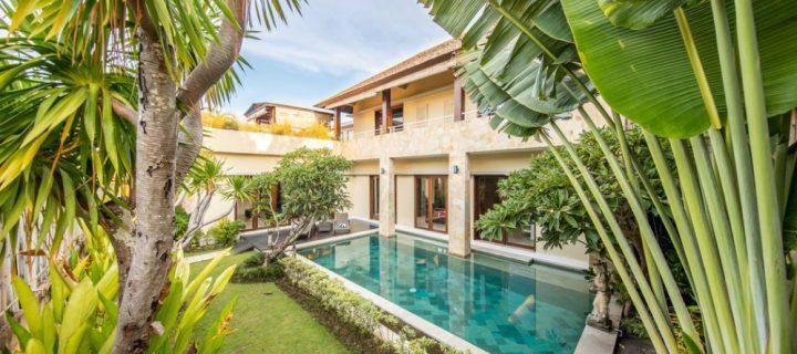 Comment mettre en valeur le jardin d'une villa ?
